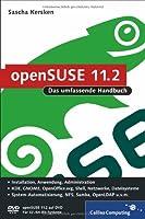 openSUSE 11.2: Das umfassende Handbuch, 3 Auflage Front Cover