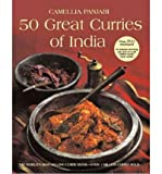 Camellia Panjabi { 50 Great Curries of India [With CDROM] Paperback } Panjabi, Camellia ( Author ) Oct-16-2009 Paperback
