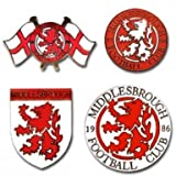 Middlesbrough Badges