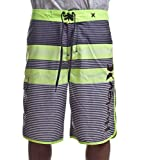 Hurley Men's One & Only Warp Cargo Board Shorts