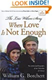 The Lois Wilson Story, Hallmark Edition: When Love Is Not Enough