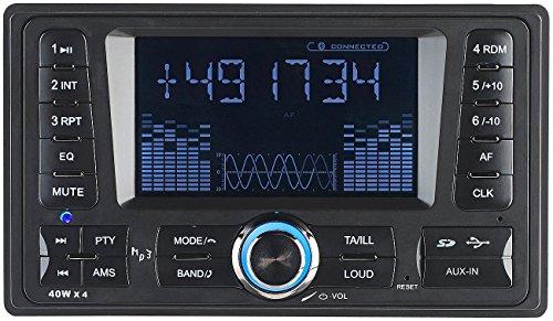 Creasono-2-DIN-MP3-Autoradio-CAS-4380bt-mit-RDS-Bluetooth-USB-SD-4x-45-W