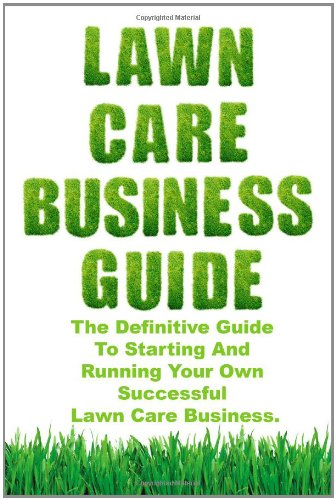 Types of business ideas for self employment for Garden maintenance business