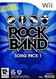 Cheapest Rock Band - Song Pack 1 on Nintendo Wii