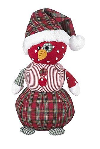 "Ganz 8"" Country Snowman - 1"