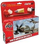 Airfix A55107 North American P-51D Mu...