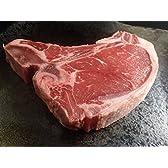 【訳あり】1ポンド Tボーンステーキ厚切り約2cm (US産ビーフステーキ・骨付き肉・牛肉) 450g×4個 ホームパーティーにも最適(お歳暮・お中元・お祝い・お礼/のし無料)-日時指定可能-
