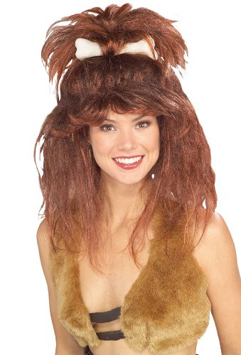 Rubie's Costume Cavewoman with Bone Wig