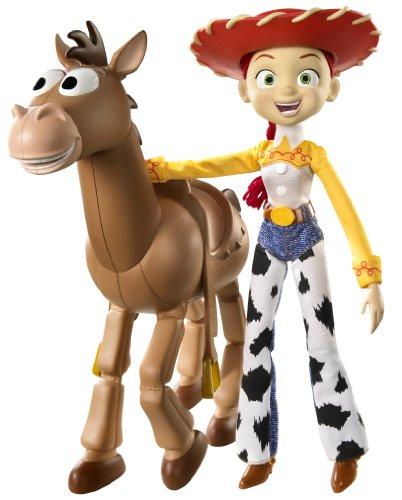Toy Story 3 Jessie W/bullseye Pk