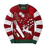 (アグリークリスマスセーター) ugly-christmas-sweater メンズ トップス セーター Ugly Christmas Sweater Kit 並行輸入品