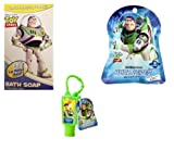 Disney Toy Story Bath Soap, Hand Wipes and Cleansing Gel Set