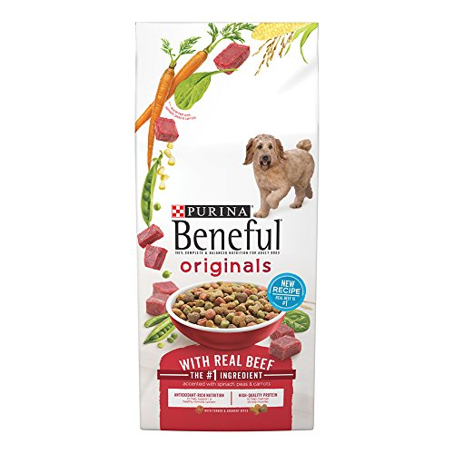 Purina beneful originals real beef pets bond for Purina tropical fish food