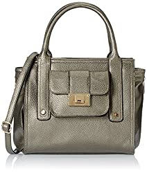 Pavers England Women's Handbag (RIBAG4208PEWTER)