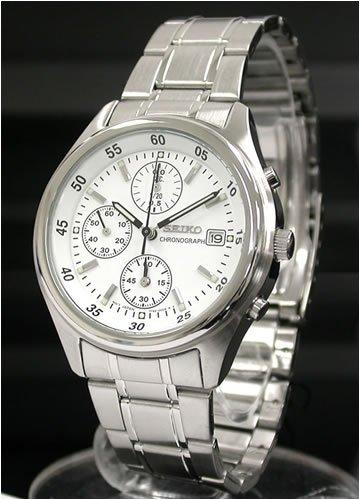 逆輸入 セイコー SEIKO 腕時計 クロノグラフ SND217