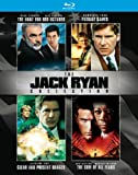 The Jack Ryan Collection (The Hunt for Red October / Patriot Games / Clear and Present Danger / The Sum of All Fears) [Blu-ray]