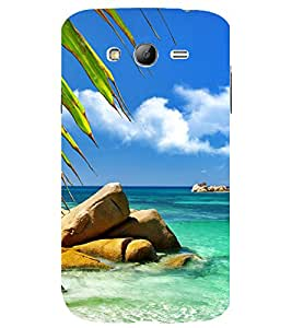 printtech Nature View Beach Back Case Cover for Samsung Galaxy Grand Neo / Samsung Galaxy Grand Neo i9060
