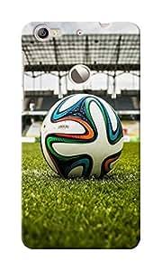 KnapCase Football Designer 3D Printed Case Cover For LeTV Le 1S