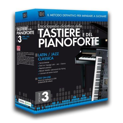 Enciclopedia didattica del pianoforte e delle tastiere Vol. 3