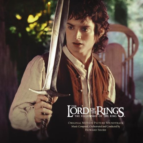 The Fellowship Of The Ring Soundtrack Track Listing