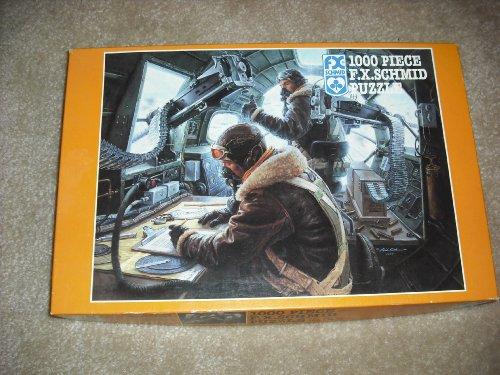 Cheap F.X. Schmid Mission Regensburg 1000 Piece Jigsaw Puzzle (B0037B0NNS)