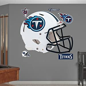 NFL Tennessee Titans Helmet Wall Graphics by Fathead