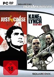 Square Enix Masterpieces - Just Cause + Kane & Lynch: Dead Men - [PC]