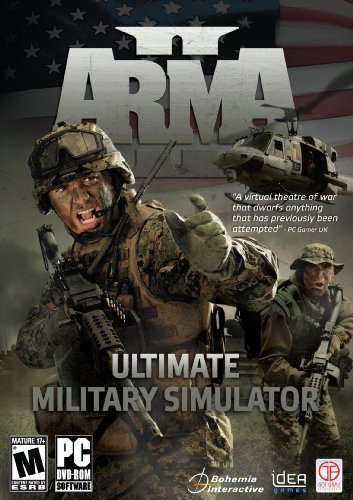 ARMA II on PC/Mac
