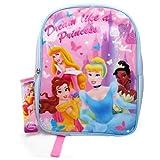 "Disney Princess 15"" Girls Backpack School Bag"