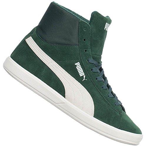 puma-archive-lite-mid-suede-scarpe-moda-sneakers-pelle-scamosciata-verde-unisex