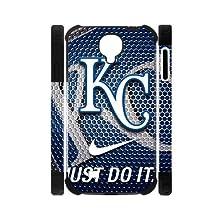buy Mlb Kansas City Royals Samsung Galaxy S4 I9500 Cool Dual Cover Case-Nike Just Do It