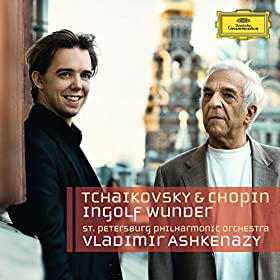 Tchaikovsky & Chopin (Live From St. Petersburg's White Nights / 2012) [+digital booklet]