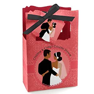 Wedding Gift Boxes Amazon : ... Wedding Couples Coral - Personalized Bridal Shower Favor Boxes: Toys