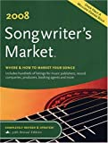 cover of 2008 Songwriter's Market