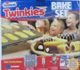 Vintage Hostess Twinkies Bake Set Dessert w/ Twinkie Container - Rare