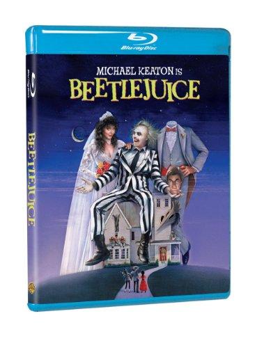 Blu-ray : Beetlejuice (20th Anniversary Edition) (Deluxe Edition, Anniversary Edition, , Dubbed, Dolby)