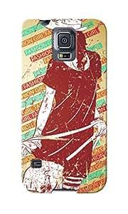 KnapCase Fashion Girl Designer 3D Printed Case Cover For Samsung Galaxy S5