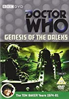 Doctor Who: Genesis of the Daleks [Import anglais]