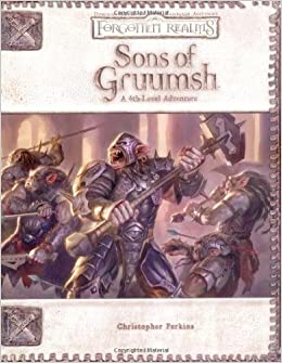 Sons of Gruumsh (Dungeons & Dragons d20 3.5 Fantasy Roleplaying
