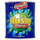 Batchelors Mushy Original Processed Peas 6x3kg