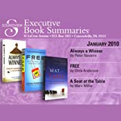 Soundview Executive Book Summaries, January 2010 | [Peter Navarro, Chris Anderson, Marc Miller]