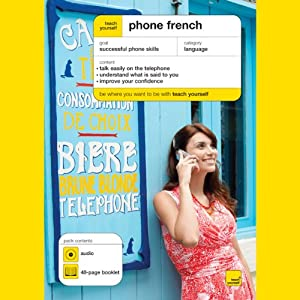 Teach Yourself Phone French Speech