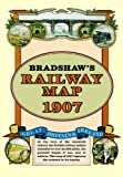 Bradshaw's Railway Folded Map 1907 (Old House)