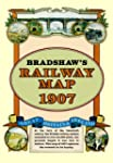 Bradshaw's Railway Folded Map 1907 (O...