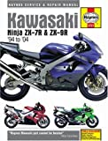 Kawasaki Ninja Zx-7r & Zx-9r '94 to '04 (Haynes Service and Repair Manual)