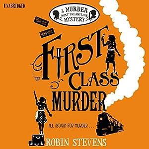 First Class Murder Audiobook