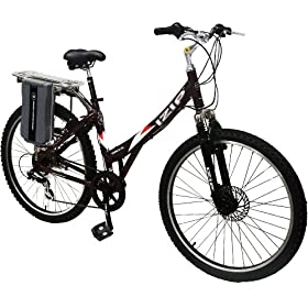 Currie Technologies Izip Trailz AL Womens Electric Bike