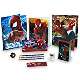 Character 11-Piece Stationary Sets (Spider-Man)