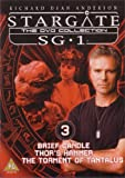 Stargate SG1 - The DVD Collection Volume 3 - Brief Candle, Thor's Hammer, The Torment Of Tantalus