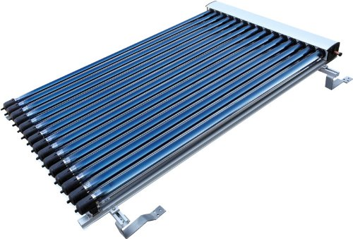 25 Tube Duda Solar Water Heater Collector Slope Roof Frame
