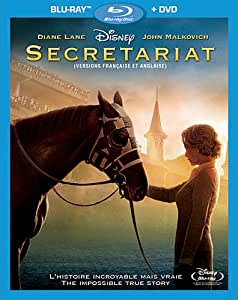 Secretariat (Bilingual) [Blu-ray + DVD]